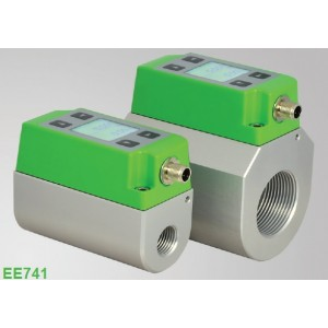 Flowmeter for compressed air and gases EE741