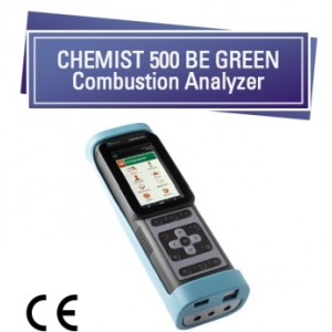CHEMIST 500 BE GREEN